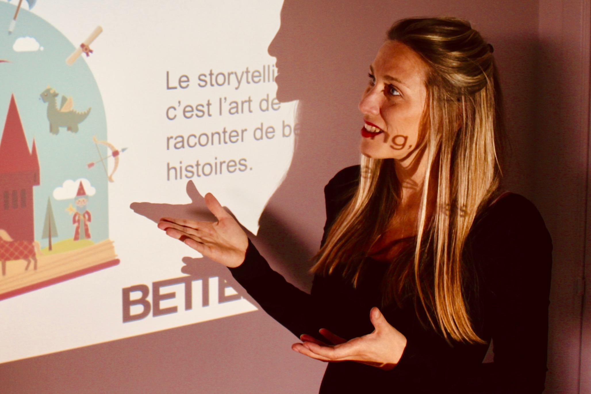 Isabelle Bontridder formatrice en rédaction web