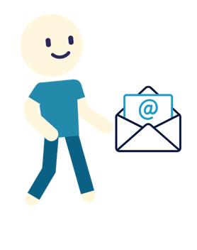 Objectif marketing article de blog : recevoir l'adresse mail de l'internaute