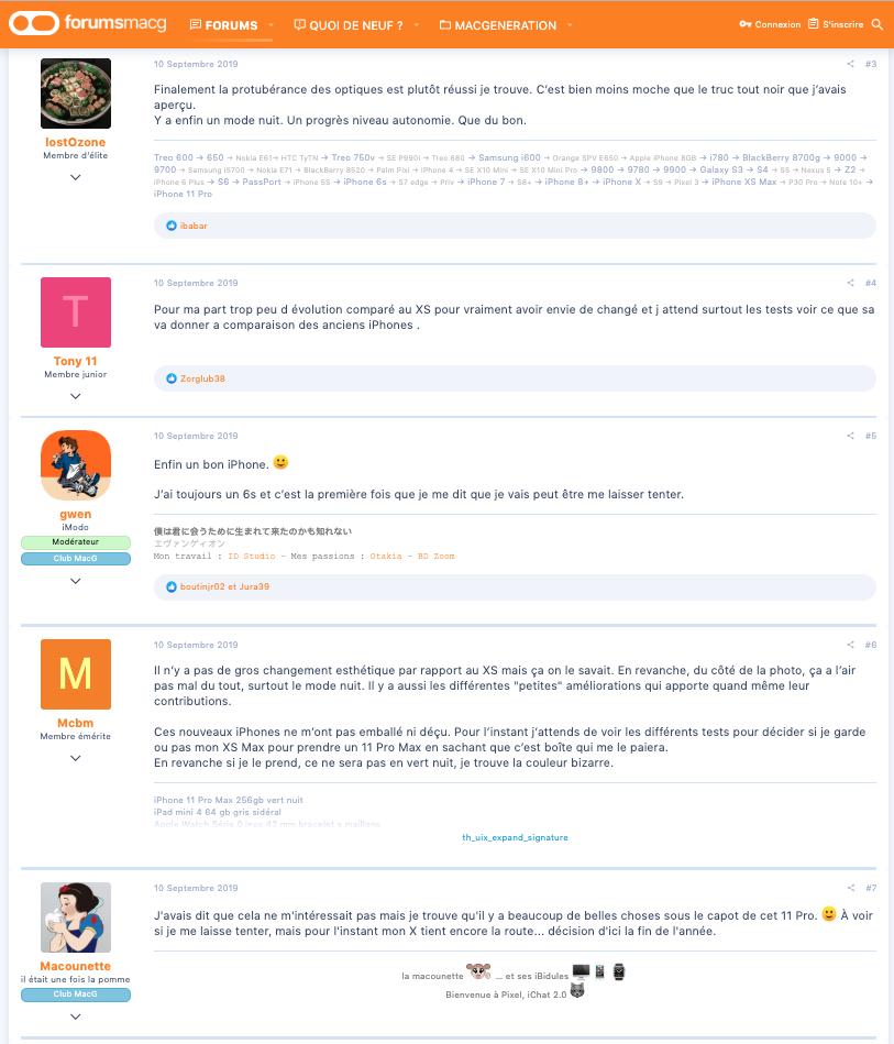 Aller consulter les forums pour connaitre sa cible et rediger sa fiche produit