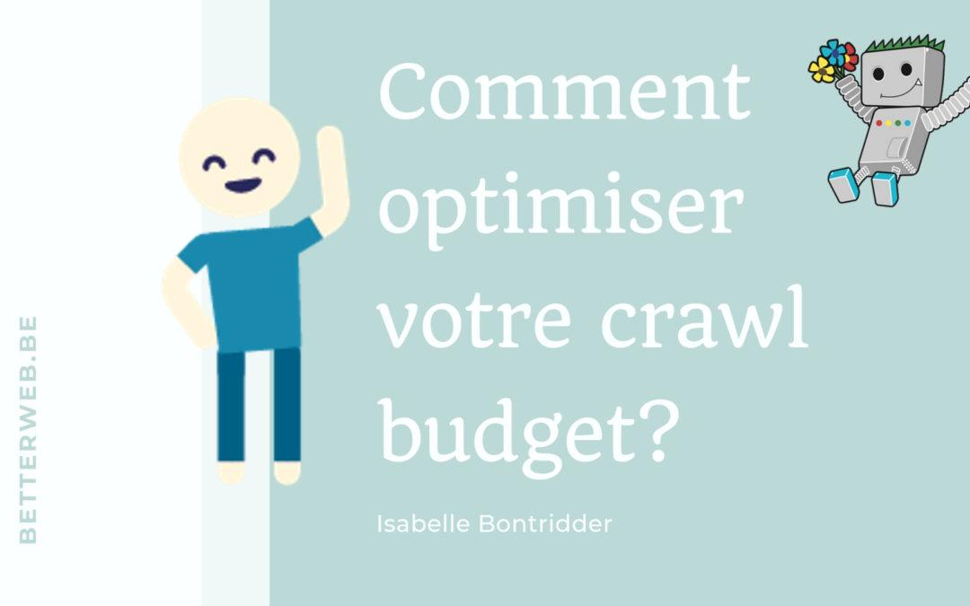 Comment optimiser son crawl budget ?