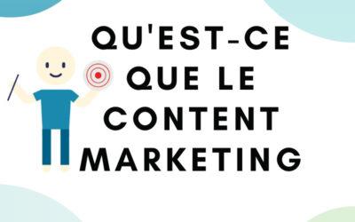 Qu'est-ce que le content marketing?