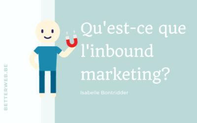 Qu'est-ce que l'inbound marketing ?