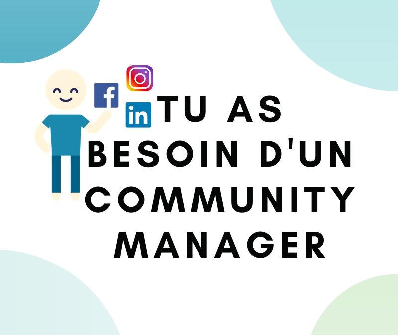 Ta startup a besoin d'un Community Manager (et je t'explique pourquoi)