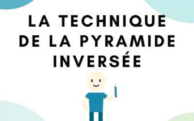 Deviens le champion de l'écriture web grâce à la technique de la pyramide inversée